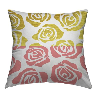 Rosesa1 Throw Pillow
