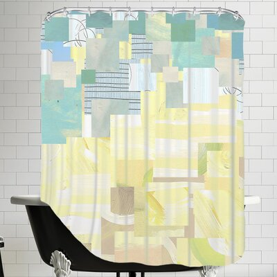 Pattern IV Shower Curtain
