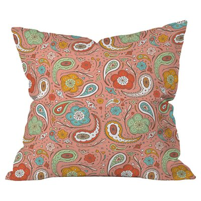 Adora Paisley Outdoor Euro Pillow