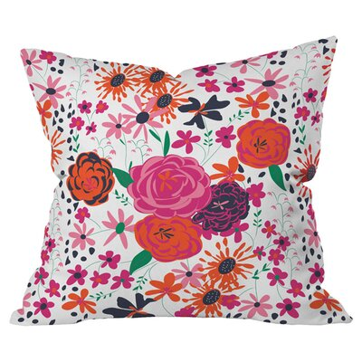 Bloomimg Love Indoor/Outdoor Throw Pillow (Set of 2)