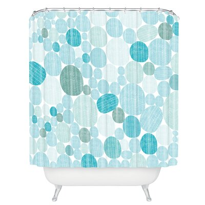 Cano Eggs I Shower Curtain