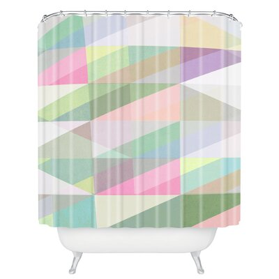 Nordic Combination 8 XY Shower Curtain