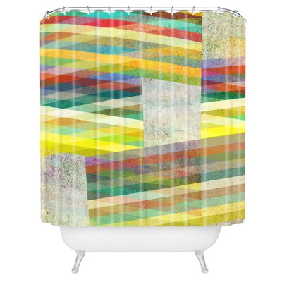 Graphic 9 Shower Curtain