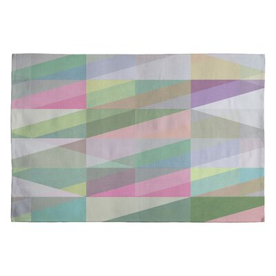 Nordic Combination 8 XY Grey Area Rug Rug Size: 2 x 3