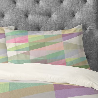Nordic Combination 8 XY Pillowcase Size: King