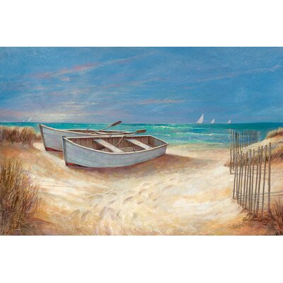 'Sands of Time' Painting Print on Canvas BCMH2880 42729856
