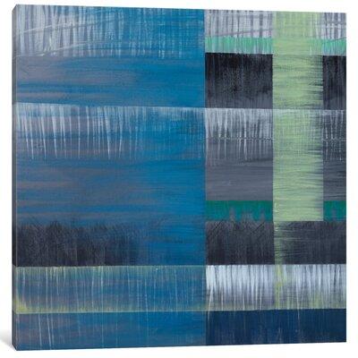 'Vibrations I' Painting Print on Canvas ESUR9551 37481992