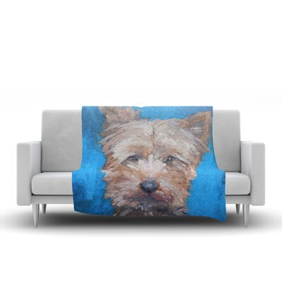 Oscar Throw Blanket Size: 60 L x 50 W