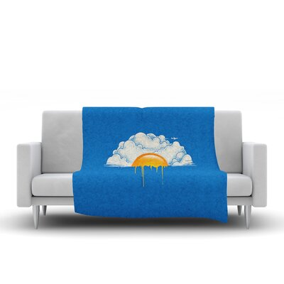 Breakfast Throw Blanket Size: 60 L x 50 W