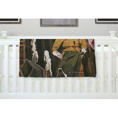 Autumn By Jina Ninjjaga  Pop ArtFleece Blanket
