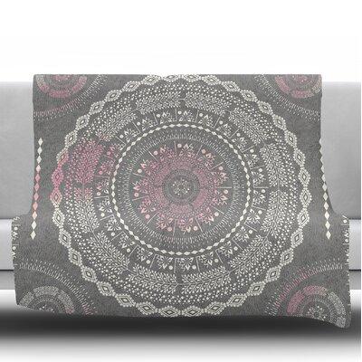 Culture Cut Boho Mandala Throw Blanket Size: 60 L x 50 W