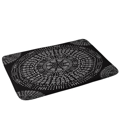 Round and Round Bath Mat