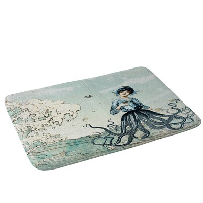 Sea Fairy Bath Rug
