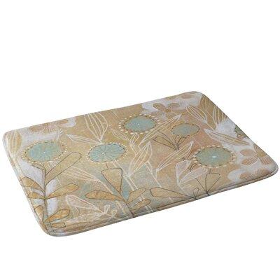 Cori Dantini Floral Bath Rug