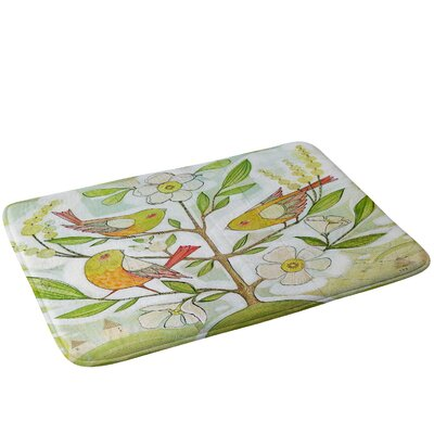 Community Tree Bath Rug