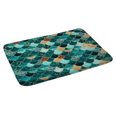 Really Mermaid Bath Rug