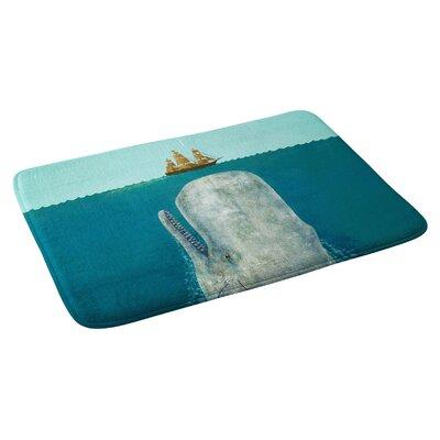 The Whale Bath Rug