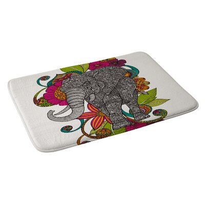 Valentina Ramos Ruby The Elephant Bath Rug