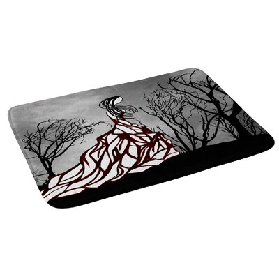 Amy Smith Lost In The Woods Bath Rug