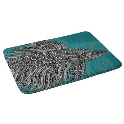Beta Fish Bath Rug