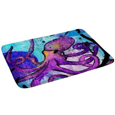 Octopus Bath Rug