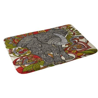 The Elephant Bath Rug