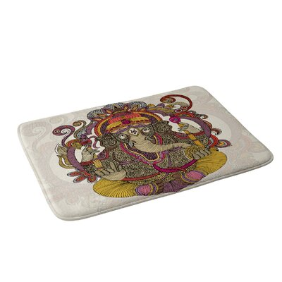 Lord Ganesh Bath Rug