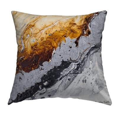 Exposed Throw Pillow Size: 18 H x 18 W x 1.5 D