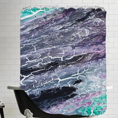 Beyond the Darkness Shower Curtain