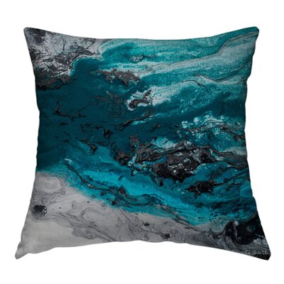 Dreams Throw Pillow Size: 18 H x 18 W x 1.5 D