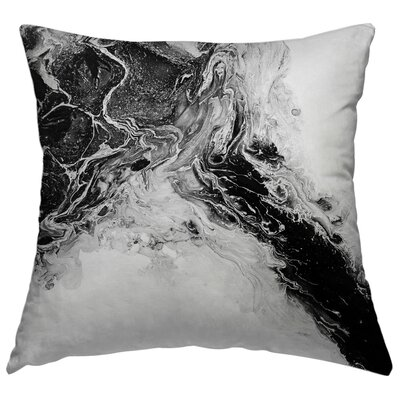 Embark III Throw Pillow Size: 14 H x 14 W x 1.5 D