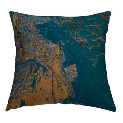 Innocence Throw Pillow Size: 16 H x 16 W x 1.5 D