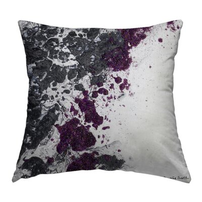 Glimmer of Hope Throw Pillow Size: 14 H x 14 W x 1.5 D