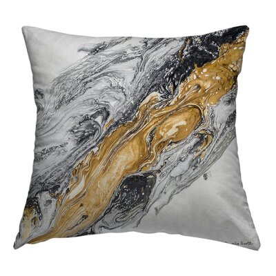 Harmony Throw Pillow Size: 16