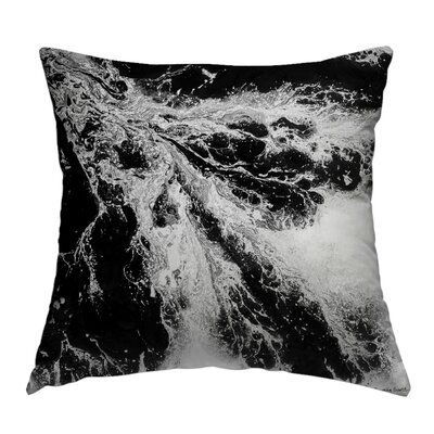 Honor Throw Pillow Size: 16