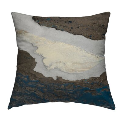 Evolved II Throw Pillow Size: 16 H x 16 W x 1.5 D
