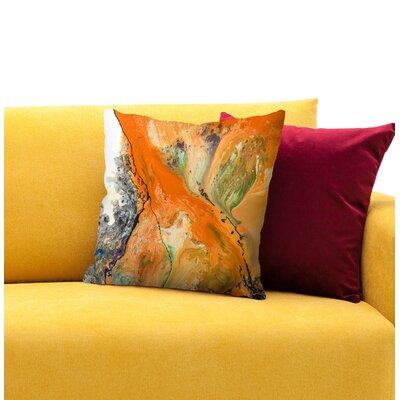 Dream Throw Pillow Size: 18 H x 18 W x 1.5 D