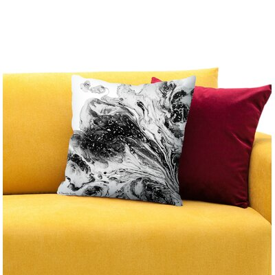 My Embrace Throw Pillow Size: 14 H x 14 W x 1.5 D