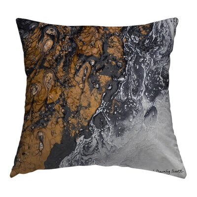 Infusion Throw Pillow Size: 18 H x 18 W x 1.5 D