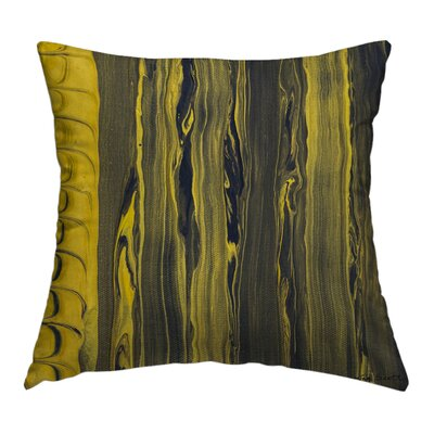 Hidden Throw Pillow Size: 16 H x 16 W x 1.5 D