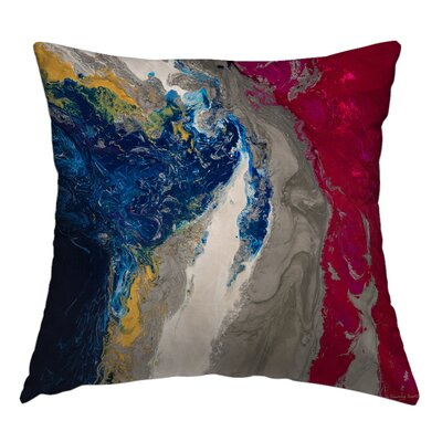 Compassion Throw Pillow Size: 20 H x 20 W x 1.5 D