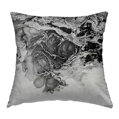 Embark II Throw Pillow Size: 14 H x 14 W x 1.5 D