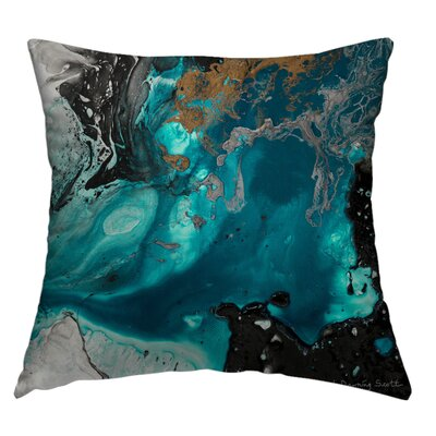 Essence Throw Pillow Size: 16 H x 16 W x 1.5 D