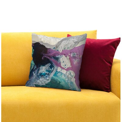 The Secret Throw Pillow Size: 14 H x 14 W x 1.5 D