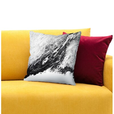 The Guardian Throw Pillow Size: 16 H x 16 W x 1.5 D