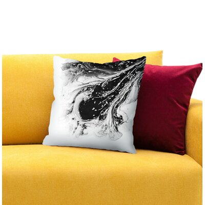 The Journey 1 Throw Pillow Size: 14 H x 14 W x 1.5 D