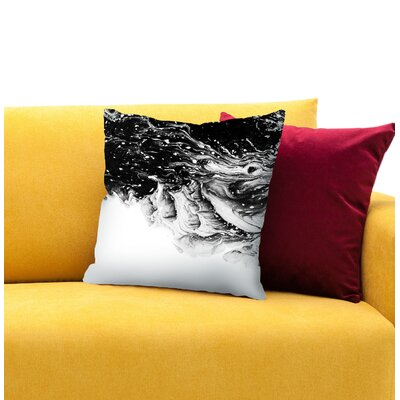 The Journey 2 Throw Pillow Size: 14 H x 14 W x 1.5 D