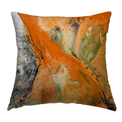Dream Throw Pillow Size: 16 H x 16 W x 1.5 D