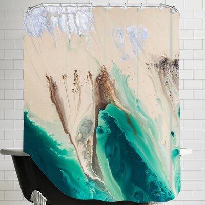 Misunderstood Shower Curtain