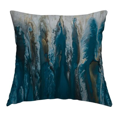Flora Pillow Cover Size: 16 H x 16 W x 1.5 D